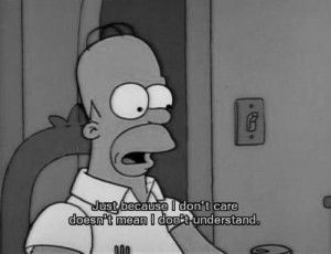 homer, homer simpson, quote, simpsons, text