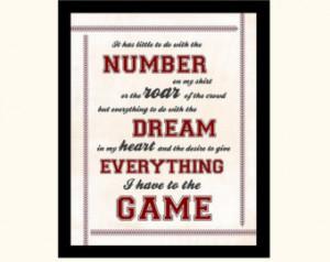 Baseball Quotes And Sayings Printable - baseball quote