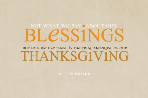 Inspiring Thanksgiving Day quotes show family love, count blessings