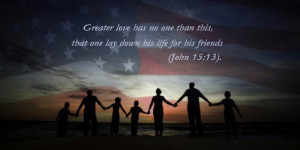 Six Great Scriptures to Celebrate Memorial Day