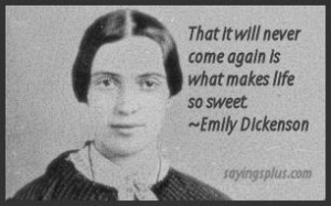 Emily Dickinson Quotes on Life and Death