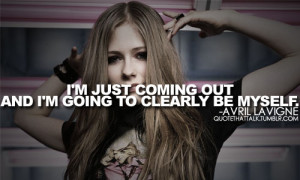 Avril Lavigne QUOTE