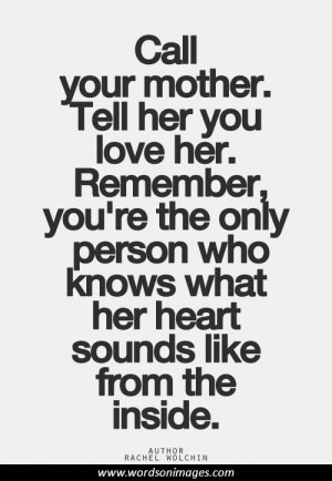 Inspirational quotes mother daughter