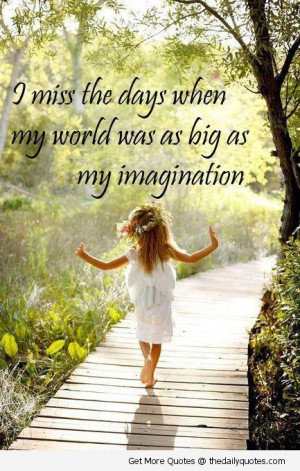 Big Imagination World Young Nice Cute Quote Pics Images Quotes Picture