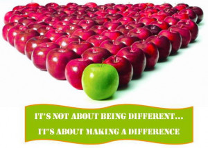 Being Different Quotes|Being Unique Quotes.