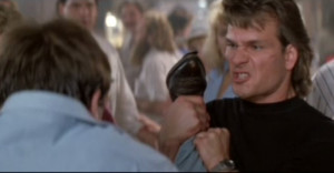 QUOTE OF THE DAY - Dalton, Roadhouse