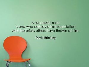David-Brinkley-Motivational-Business-Quote-Wall-Decal-A-successful-man