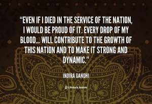 Indira Gandhi Quotes Love From
