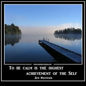 Zen Quote.