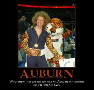 Funny Auburn Football Jokes