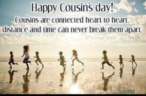 cousins #quote