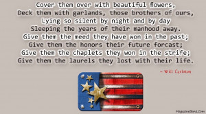 Memorial Day Quotes And Sayings 2014 With Country Flag