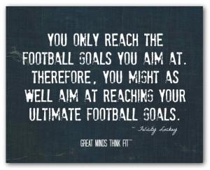 Ultimate Goals Quote #018