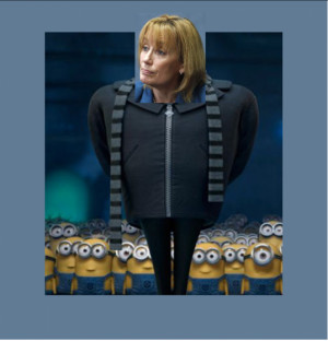 """The Deputy Most High Minion and """"Despicable She"""" appear to think ..."""