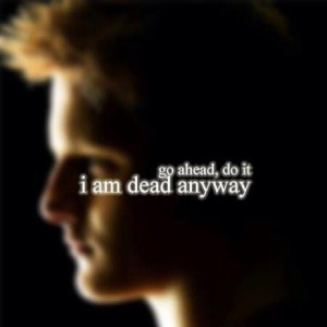 Hunger Games Quote / Cato / Katniss