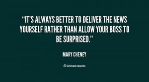 mary cheney quotes early numbers are always wrong mary cheney