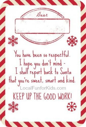 Monster image pertaining to printable letters from elf on the shelf