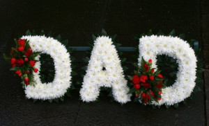 Dad Funeral Flowers And Cards