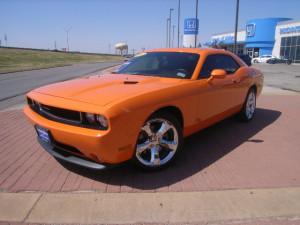 2012 Dodge Challenger Sxt Abilene, Tx Abilene