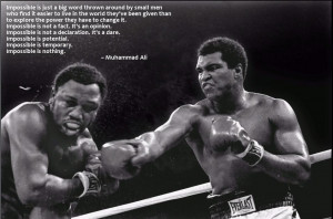 Muhammad Ali motivational inspirational love life quotes sayings ...