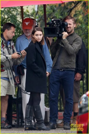 Ryan Gosling Rooney Mara Dance Untitled Terrence Malick Project