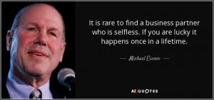 Michael Eisner Quotes