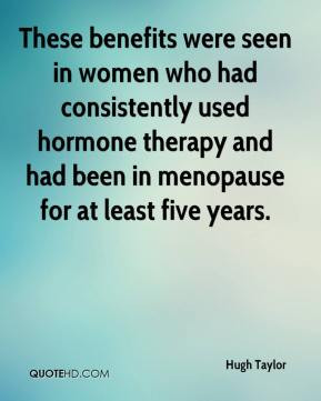 Menopause Quotes