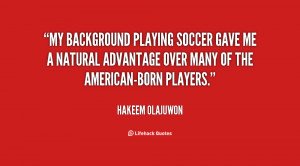 Hakeem Olajuwon Quotes