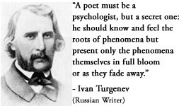 For more information about Ivan Turgenev: http://www ...