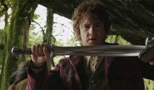 THE HOBBIT: THE UNEXPECTED JOURNEY The Official Trailer