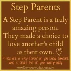 step mom quotes and sayings   Proud to be a step mom of four...