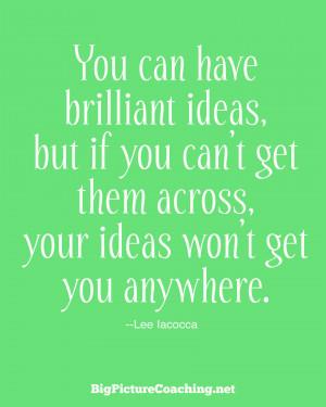 Positive Quotes About Communication
