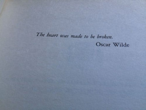 quotes Grunge writing oscar wilde sadness depressing love quote ...