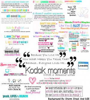 Some famous sister quotes by various authors. I don't have a sister ...