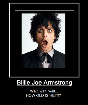 Billie Joe Motivational by W-and-F