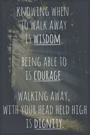 Drifting away quotes