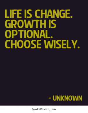 inspirational quotes about change and growth quotesgram