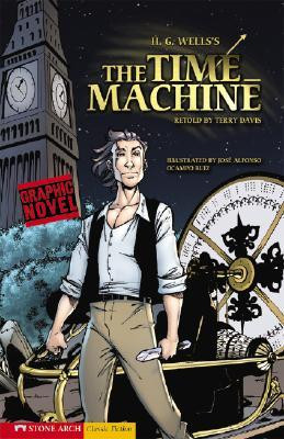 """... by marking """"The Time Machine (Graphic Novel)"""" as Want to Read"""