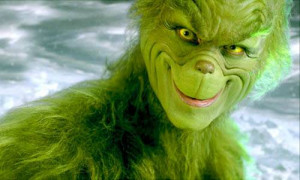 How the Grinch Stole Green Christmas