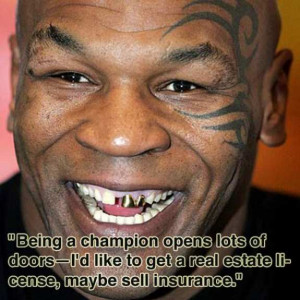mike tyson 04 Funny: Craziest Mike Tyson quotes