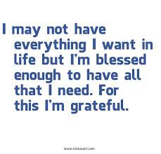Am Truly Blessed Quotes I think i am truly blessed in