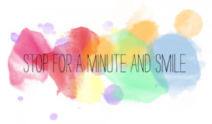 colourful, cute, quote