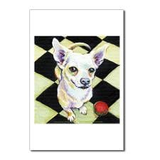 Funny Chihuahua Quotes Postcards