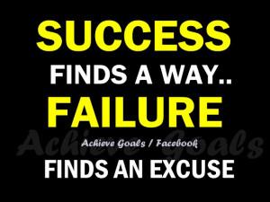 SUCCESS FINDS A WAY...