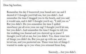 saddest thing ever..