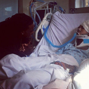"""August Alsina on Current Health: """"I'm Recovering Well and Thank ..."""