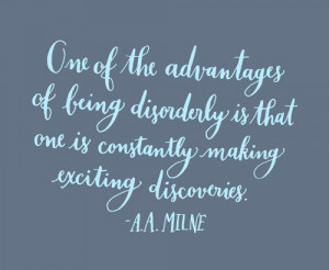Quotes by the Quill: A.A. Milne