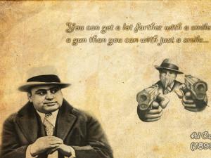 al al capone Al Capone Wallpaper