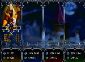 Screenshot Thumbnail / Media File 8 for Gauntlet Legends (USA)