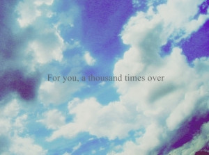 clouds, cloudy, illustration, photography, quotes, sky, text, vintage